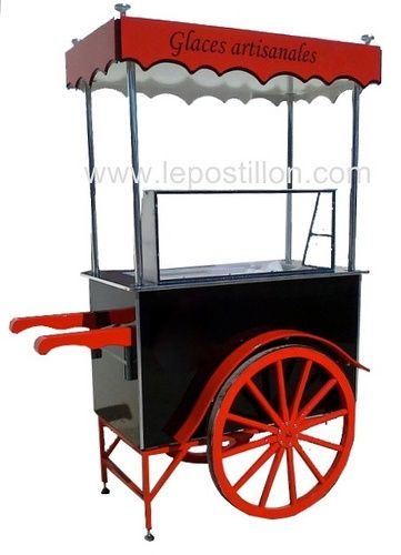 carrettino gelati - chariot à glaces - charrette - Eisfahrrad - Eisstände - Eisvitrine - Eiswagen - triporteur - ice cream cart - ice cream tricycle - ijscokar - jäätelökioski - street-vending - vending cart -carritos de helados - creperie - barbe à papa - Vintage stand - dessert display - boutique/market stall ideas