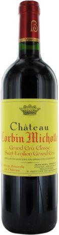 23- Cepa: Corte (Cabernet franc, Cabernet sauvignon, Merlot) - Château Corbin Michotte - Bordeaux/Franca - 2009