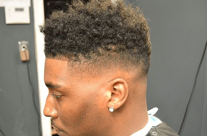 how to cut a haircut 16 best high top fade images on black 2698