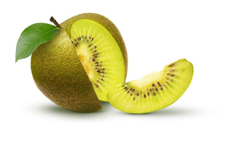 """Appiwi"" Graphic Designer: Emmelie Strand. Assignment: Merge two fruits. Technique: Adobe Photoshop"