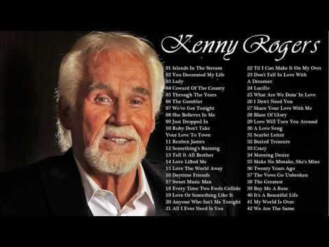 KENNY ROGERS &  DOLLY PARTON -  ISLANDS IN THE STREAM - HQ Audio - YouTube