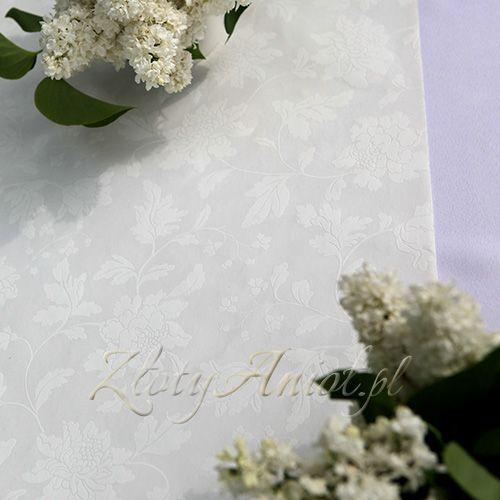 BIEŻNIK Sensia biały 45cmx24m