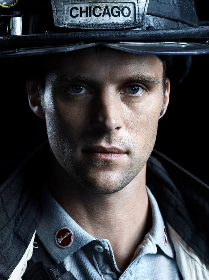 Chicago Fire: Casey, up close and personal | Shared by LION