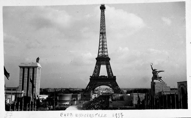 Exposition internationale de Paris 1937 | Le blog de Mémoirevive