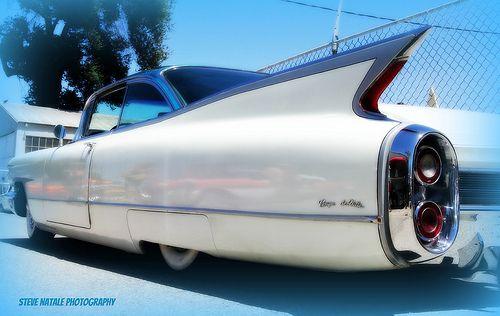 1960 Cadillac.. the year I was born.