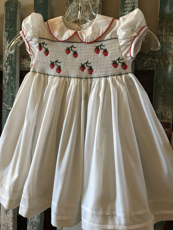 Vintage Baby Christmas Dresses