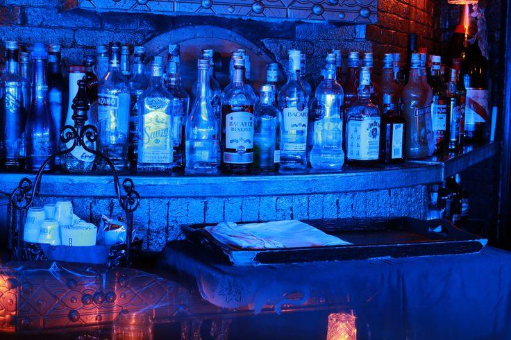 Photograph Blue Bar by Raffaele Balestrieri on 500px