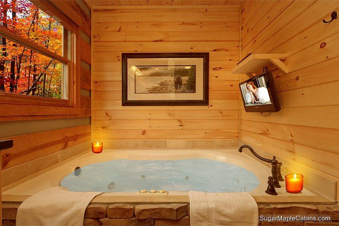 Gatlinburg Luxury Cabins Rental Cabins In The Smoky Mountains Cabin Pinterest Beautiful