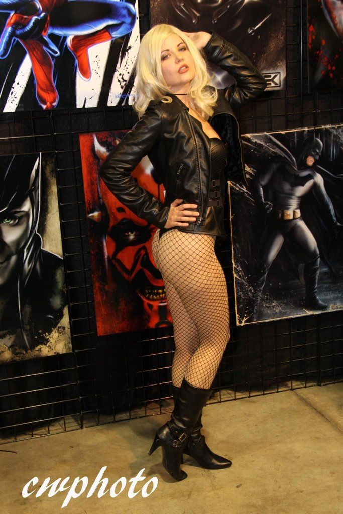 65 best images about DC - Black Canary on Pinterest ...