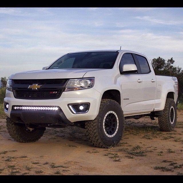 Chevy Colorado Gmc Canyon: 49 Best Chevrolet Colorado Or GMC Canyon 4x4 Images On