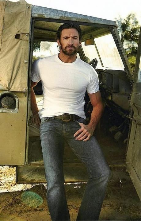 An idea of my future husband. Tall and rugged
