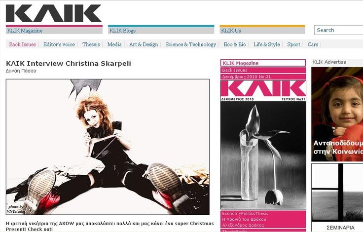 klik magazine