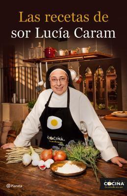 Además de ser la chef del convento de Manresa, sor Lucía Caram es la cocinera estrella de Canal Cocina. En este recetario comparte con sus seguidores desde los platos más tradicionales que prepara a diario en el convento hasta los más originales y sabrosos procedentes de su Argentina natal.
