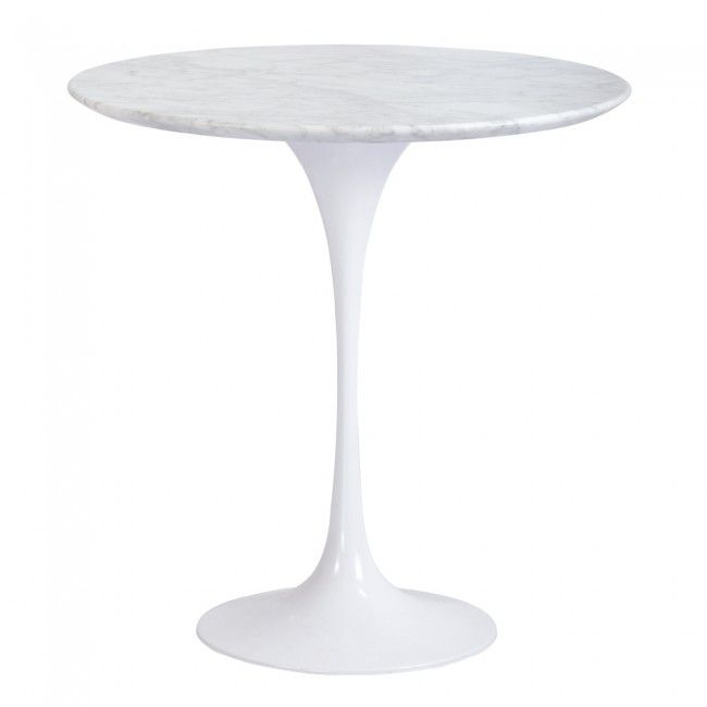 Lance Marble Side Table