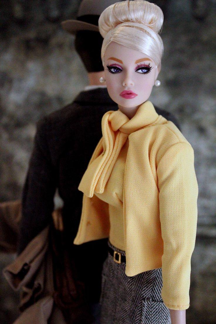 Mad Men Japan Poppy |  Japan Poppy Parker in Barbie Silkstone The Secretary