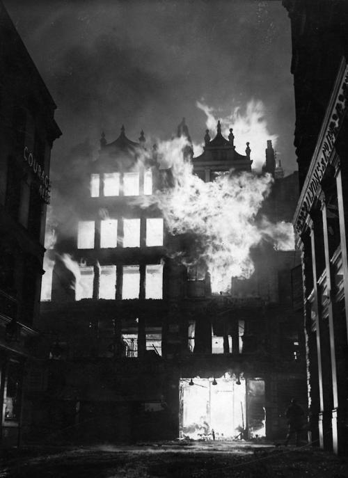London, 25th December 1940