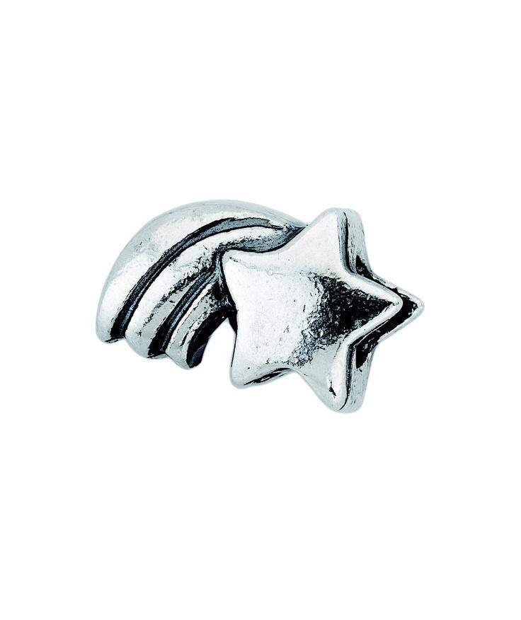 Amore & Baci 01262 comet silver bead