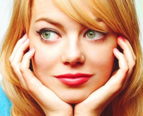 emma stone 26 : [faceclaim] blonde hair : Pinterest ...