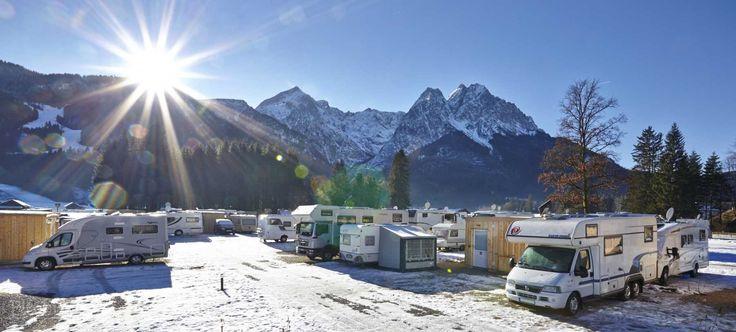 Camping Resort Zugspitze, Grainau, Garmisch-Partenkirchen - Pitchup.com