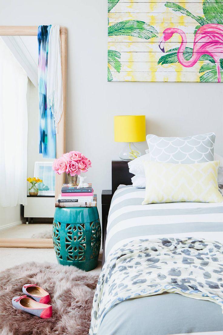 25 quartos de adolescentes decorados para voc