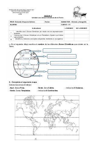 Guia 2 Zonas Climáticas 3NB