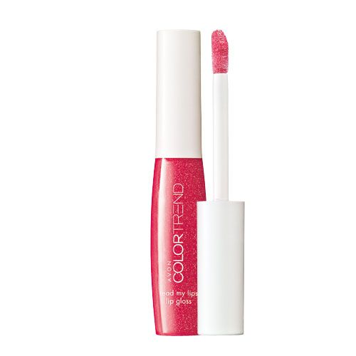 Color Trend Read My Lips Lip Gloss - Gloss leaves lips feeling moisturised, smooth and glossy*. 6ml   *Sensory Scan 01-398.