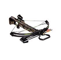 Barnett Raptor FX Crossbow Package with Red Dot Sight