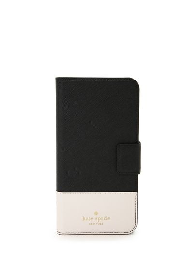iphone cases leather wrap folio - 7   kate spade new york(ケイト・スペード ニューヨーク)