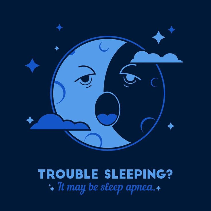 DID YOU KNOW that dentists are often the first to catch symptoms of sleep apnea? If you're having trouble sleeping, ask about it during your next dental visit!