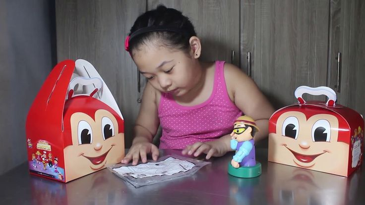 JOLLY COIN BANK - Jolly Kiddie Meal Toys - YUM - Jollitown Friends - Her...