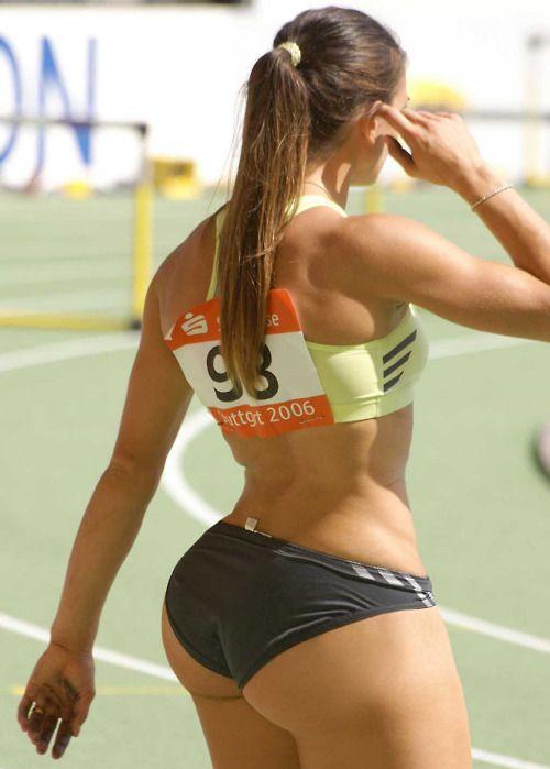 sexy runner butt