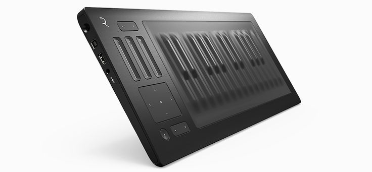Seaboard RISE is a next-generation MIDI controller with unprecedented expressive capabilities. It establishes a new standard in music-making devices by combining the intimate feel of acoustic instr...