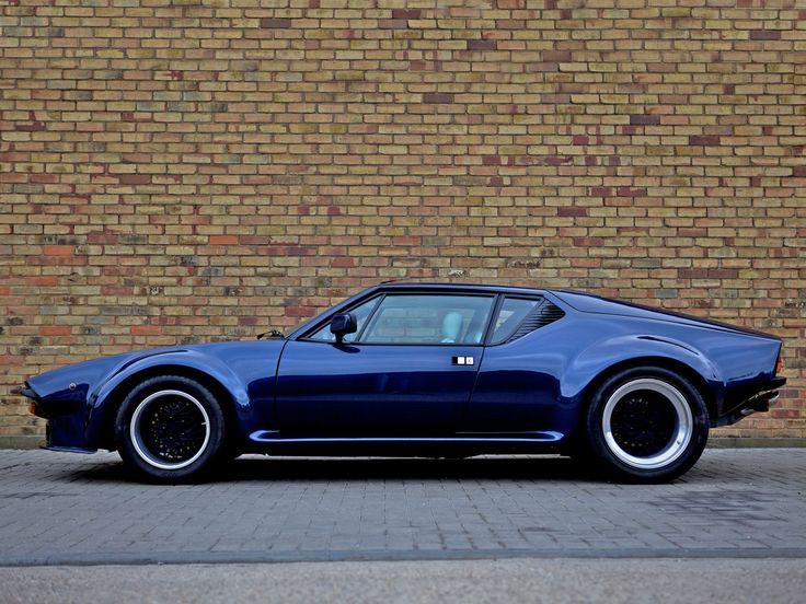De Tomaso Cars | 1972 De Tomaso Pantera