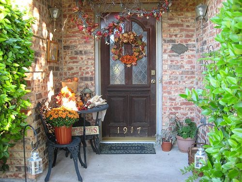 Decorating Pumpkins Without Carving - Making Beautiful Harvest Displays
