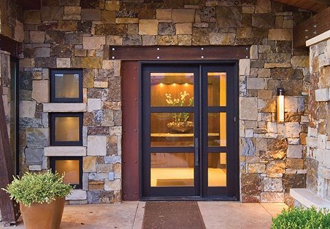 162 best building your dream home images on pinterest for Best rated windows for new home construction