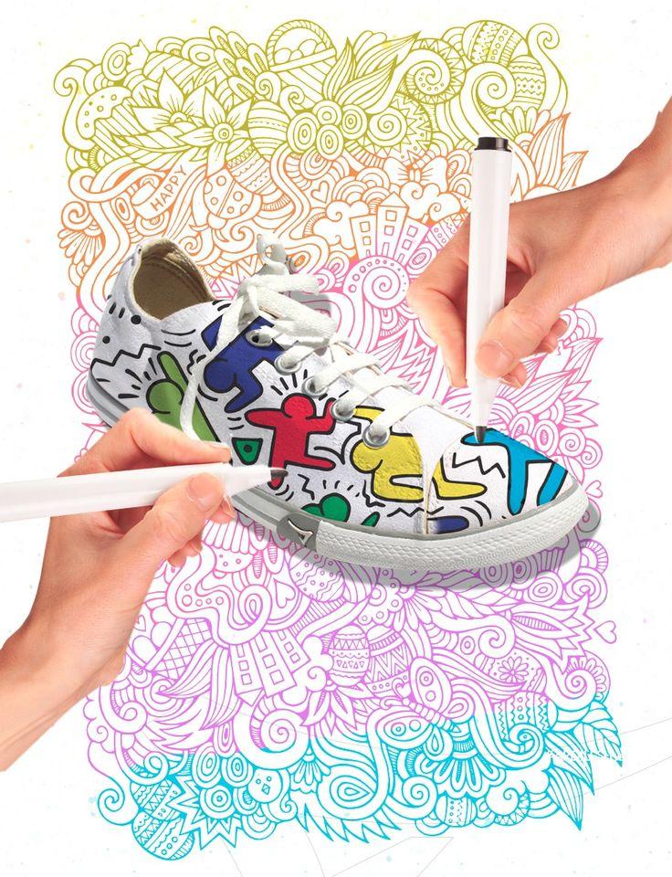 1 Minggu lagi lomba Ardiles Doodle Shoes ditutup! Segera tuangkan ide-ide kreatifmu dan dapatkan sepatu impian hanya untukmu! Cek infonya di Fanpage @ArdilesSneakers! Kami tunggu karyanya!