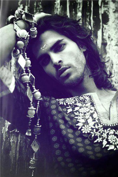gypsy man style ~ Mario Blanco