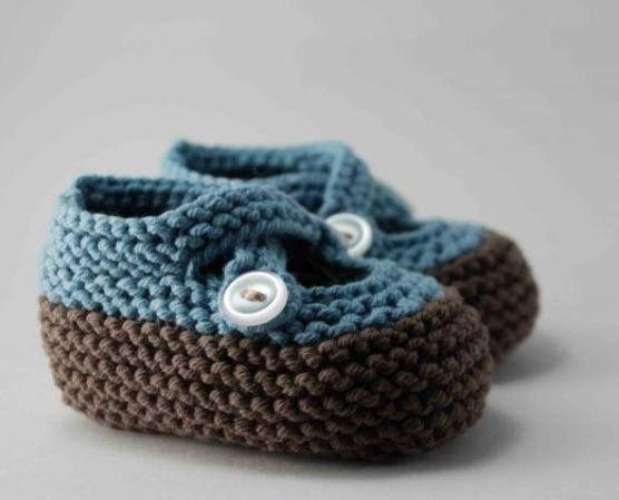 mâles bottillons de bébés chaussures