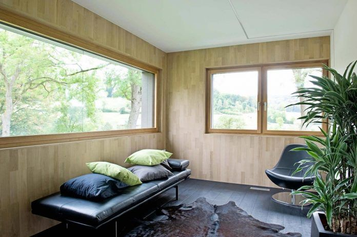 Highly energy efficient wood house by Massive Passive - CAANdesign | Architecture and home design blog