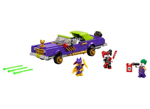 LEGO THE BATMAN MOVIE 70906 Jokeren Notorious Lowrider