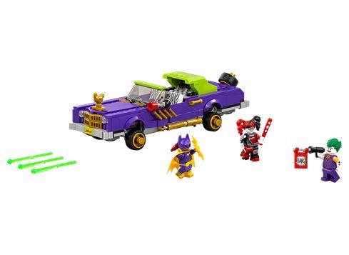 LEGO THE BATMAN MOVIE 70906 Jokeren Notorious Lowrider