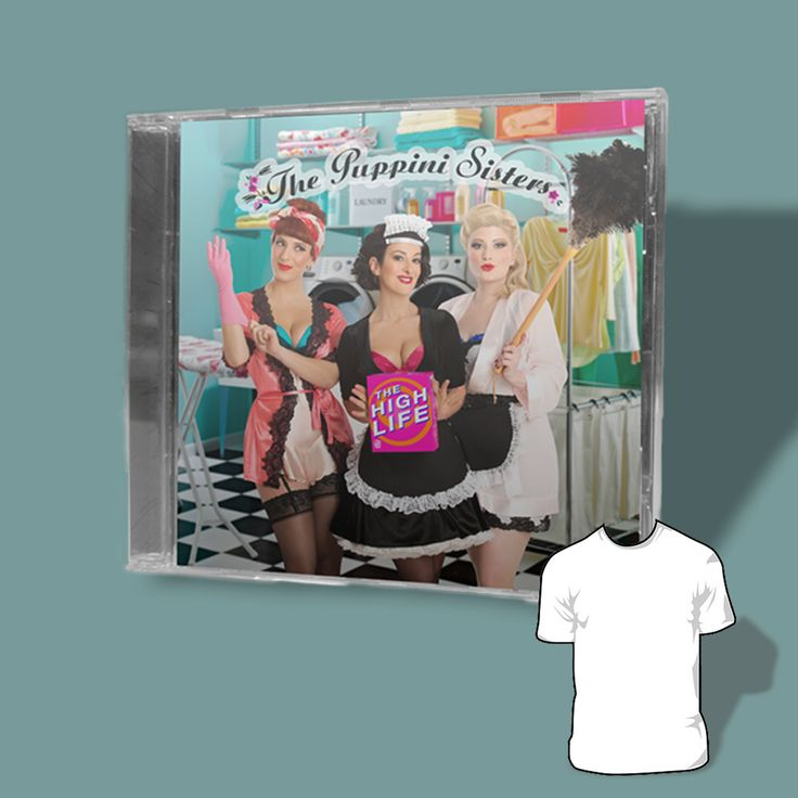 Puppini sisters cd - for Dad
