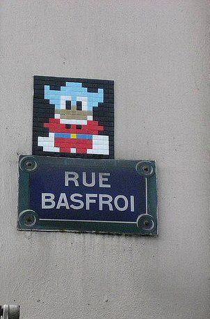 La rue Basfroi (Paris 11ème).