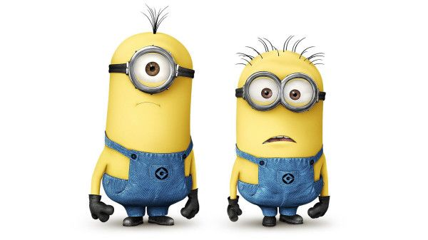 despicable me 2 minions character and name