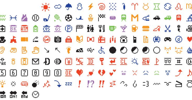 The Museum of Modern Art has acquired the original set of 176 emoji that were designed by Shigetaka Kurita.