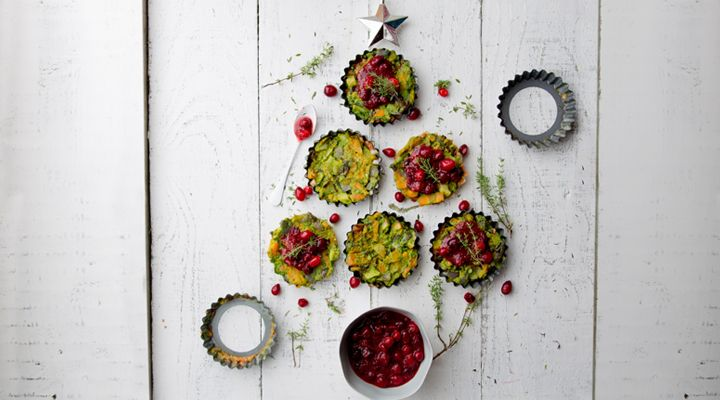 Christmas Tartlets #TheHappyPear #GoodFoodKarma #SuperValu #Recipe