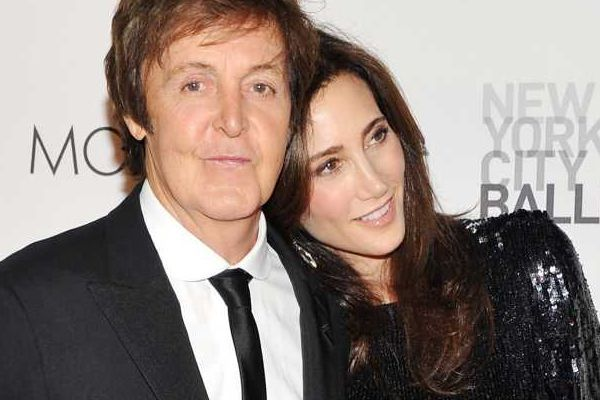 "PAUL ON THE RUN: PAUL MCCARTNEY PRAISES HIS WIFE FOR KEEPING HIM ""GROUNDED"""
