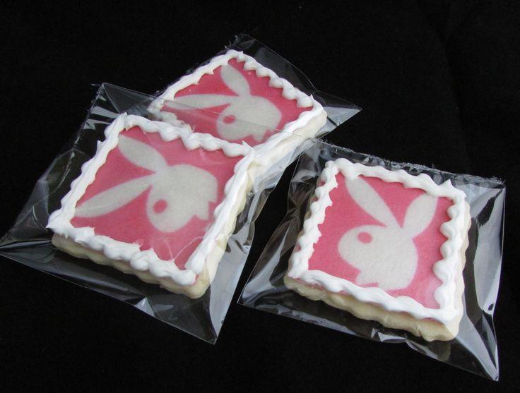 PlayBoy Bunny Cookies