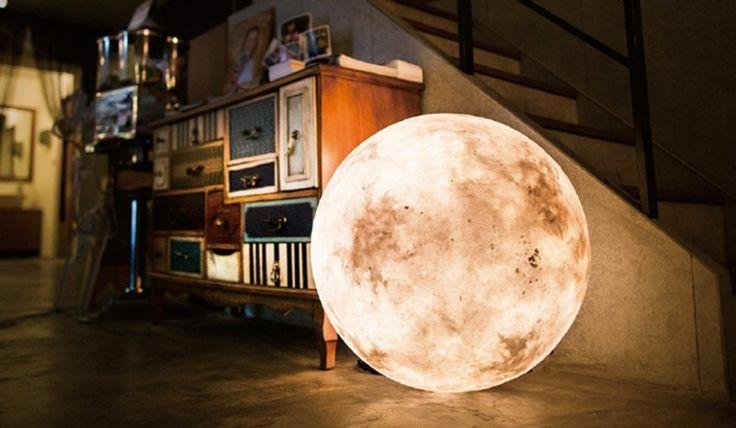 "Mond Lampe ""Luna"""