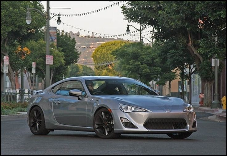 New Scion Fr-s Specs 2015